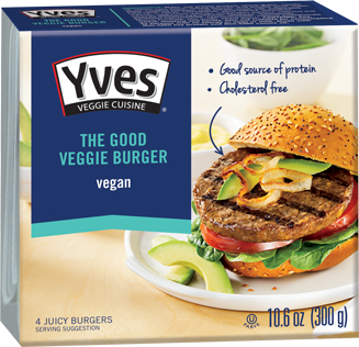 The Good Veggie Burger